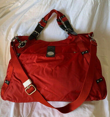 Kipling limited edition bag w/ leather accent TM2043 NWT 50% off retail price