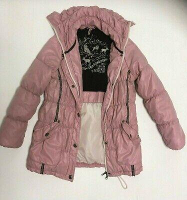 ppjacke rosa Gr. 38 M  (Rosa Damen-jacken)