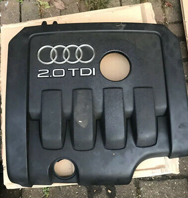 AUDI A3 8P 2.0TDI ENGINE COVER GENUINE 03G103925BT