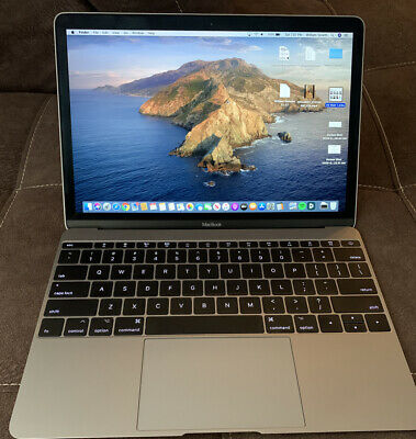 "Apple MacBook 12"" Laptop, 256GB - MNYF2LL/A - (June, 2017, Space Gray)"