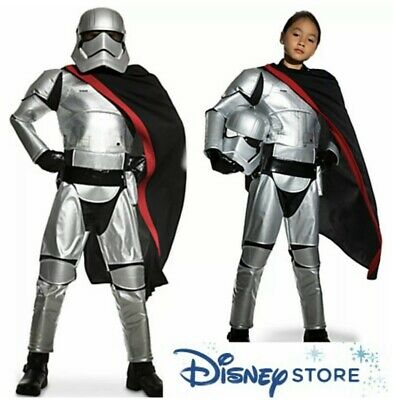 Kids Costume Storage (Disney Store STAR WARS The Force Awakens CAPTAIN PHASMA Kids UNISEX)