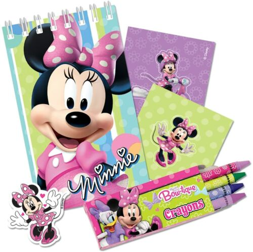 Disney+Minnie+Mouse+Bow-tique+20+Stationery+Pack+Party+Favors