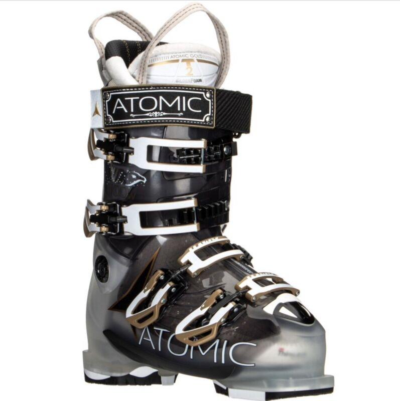 Atomic Ladies Ski boots - Hawx 100 W - Mondo 23.5 - Rrp £280