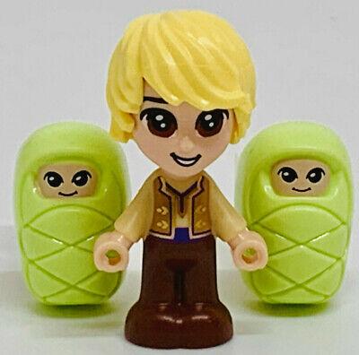 BABY KRISTOFF LEGO Minifigure Frozen 2 Lego Set Lot Elsa Toddler Disney Friends