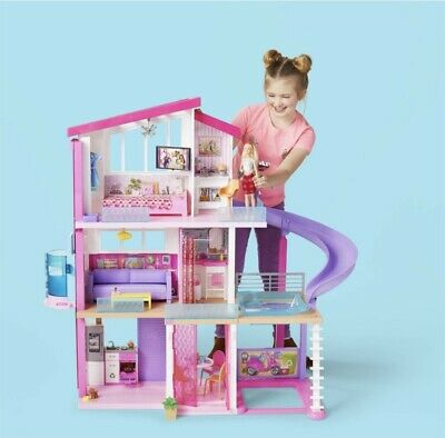 Barbie Dreamhouse with 70+ Accessory Pieces Dream Playset Doll House SHIPS TODAY