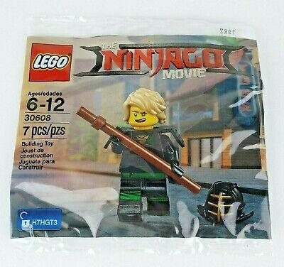 Lego The Ninjago Movie 30608 Lloyd Kendo Minifigure Polybag NEW SEALED Ninja