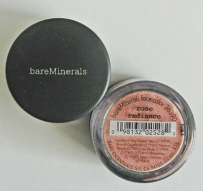 Bare Escentuals Face Color ROSE RADIANCE .85 G FullSize