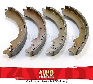 Brake Shoe SET - Daihatsu Rocky (84-99) Feroza (88-98)