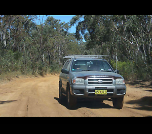 Nissan Pathfinder ST 2000 (4x4) Wollongong Wollongong Area Preview