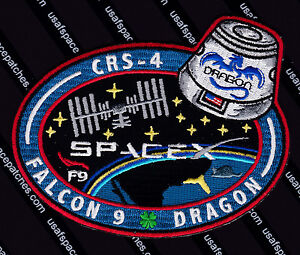 spacex crs 4 logo - photo #7