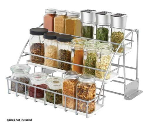 Kitchen Cabinet Spice Rack Organizer: Spice Racks & Organizers Collection On EBay