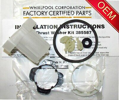 24pcs Washer Agitator Dogs Kit Parts For Sears//Kenmore// Roper Washers PS388034