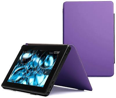 Slim Fitted Standing Case for Amazon Fire HD 7, Purple