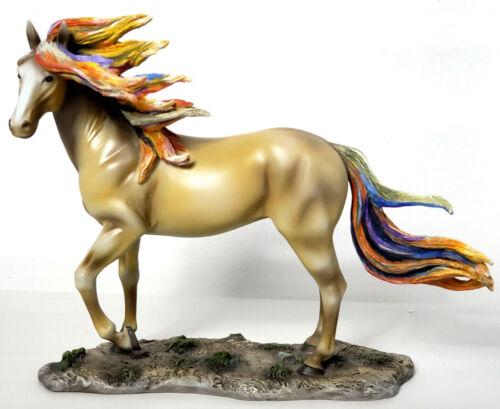Marcia Baldwin Music Box By Westland Giftware Equus Nine Rare