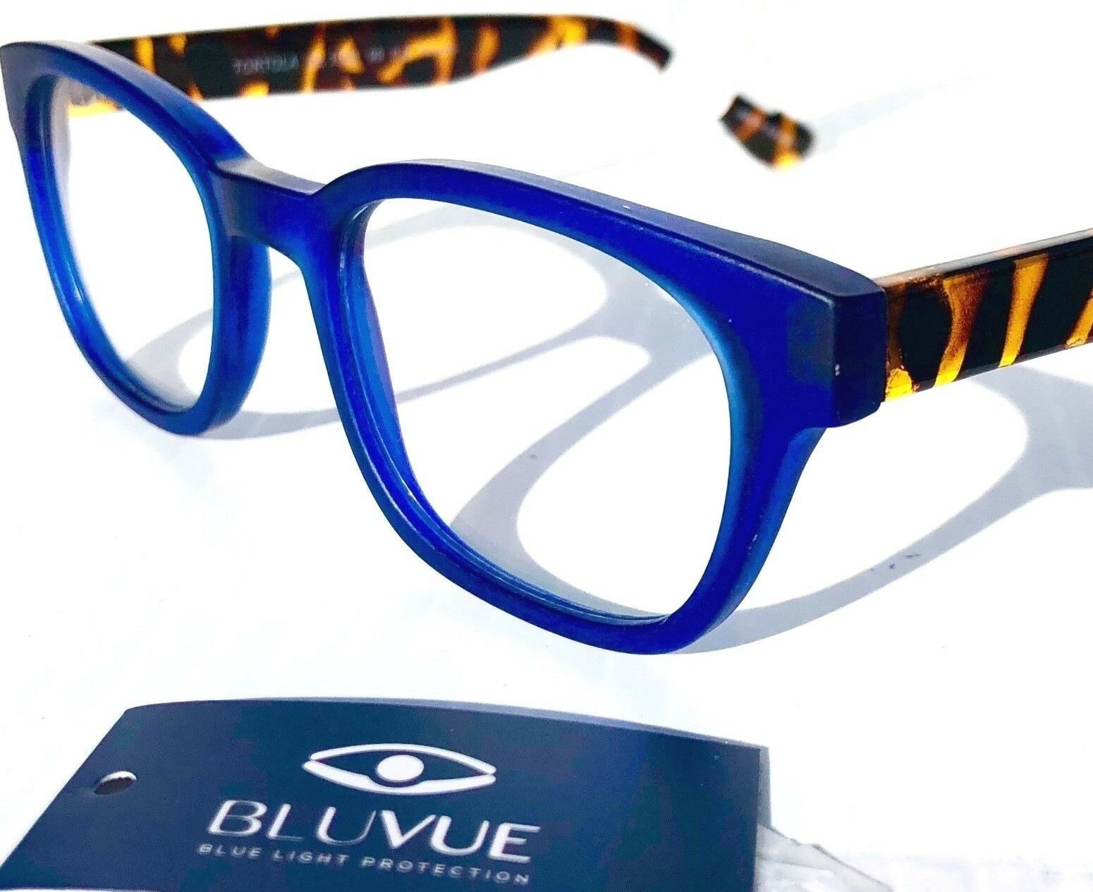 BLUE LIGHT Blocking GAMING Computer Fashion Reader Glasses L
