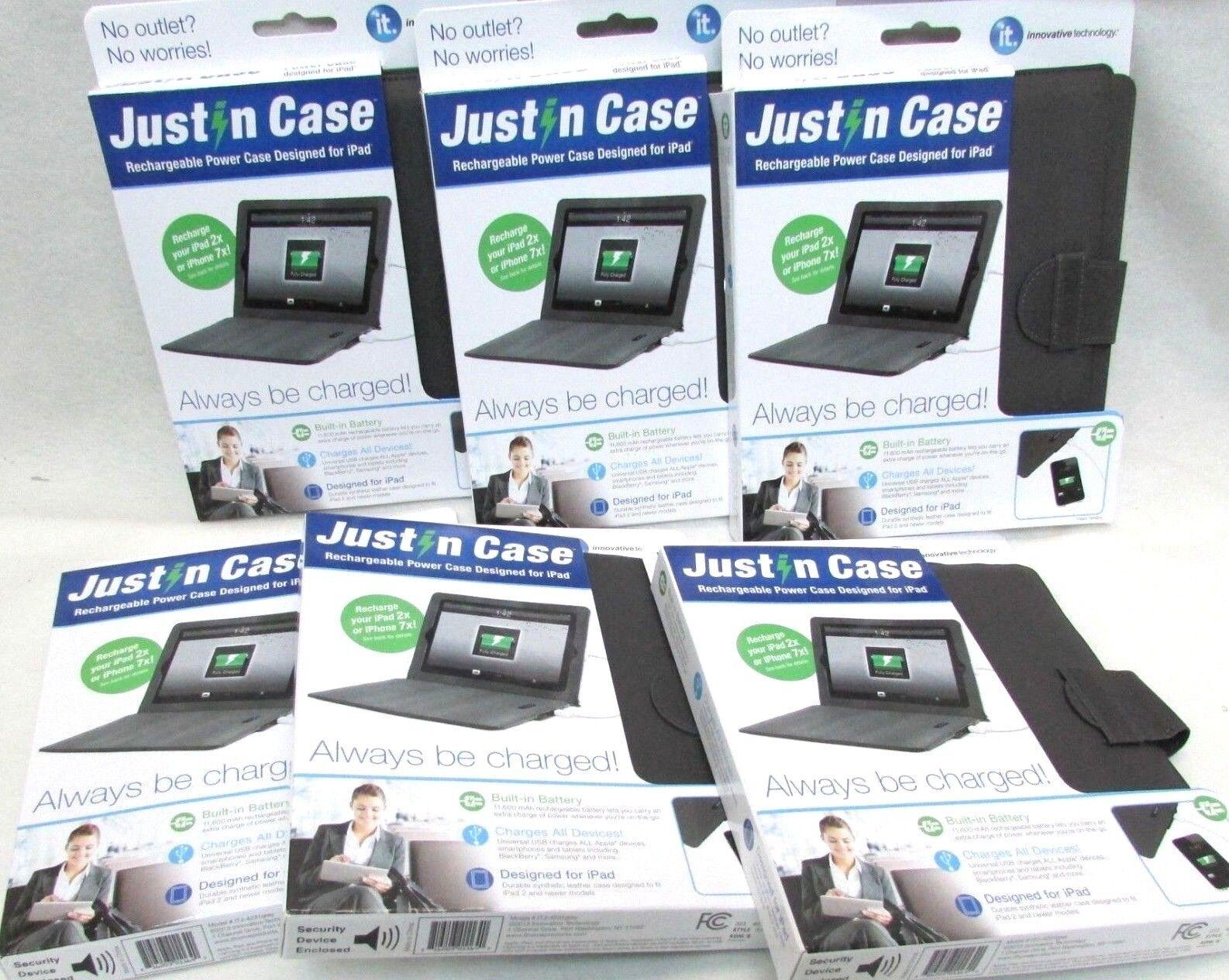 Justin Power 11,600 mAH Ultra-Slim Power Case Designed for i
