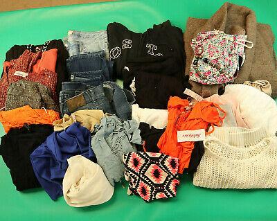 WOMEN Ladies Clothes Bundle 8.5 kilos 28 items Wholesale Joblot Variuos Size