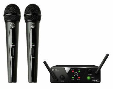 AKG Pro Audio Wireless Microphone System