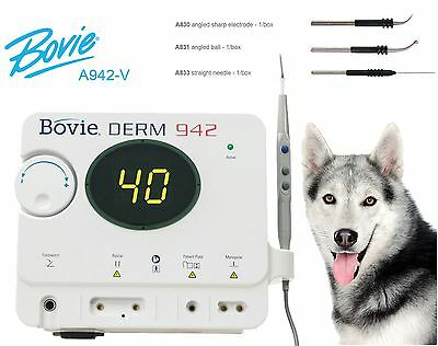 New Bovie A942 Electrosurgical Generator With Veterinary Package A942-v