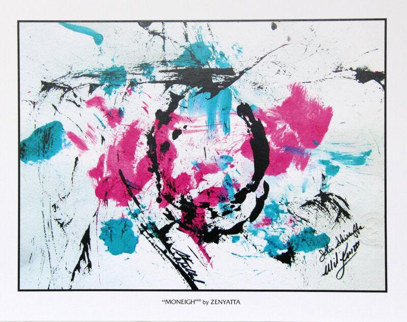 MONEIGH® Print  ZENYATTA - Queen