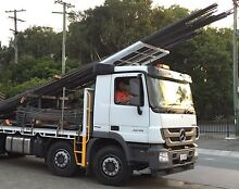 Crane Truck with introduction to work on the Gold Coast Currumbin Gold Coast South Preview