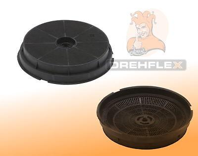 2x Aktivkohlefilter Kohlefilter Abzugshaube 180 / 190mm für Dunstabzugshaube #02