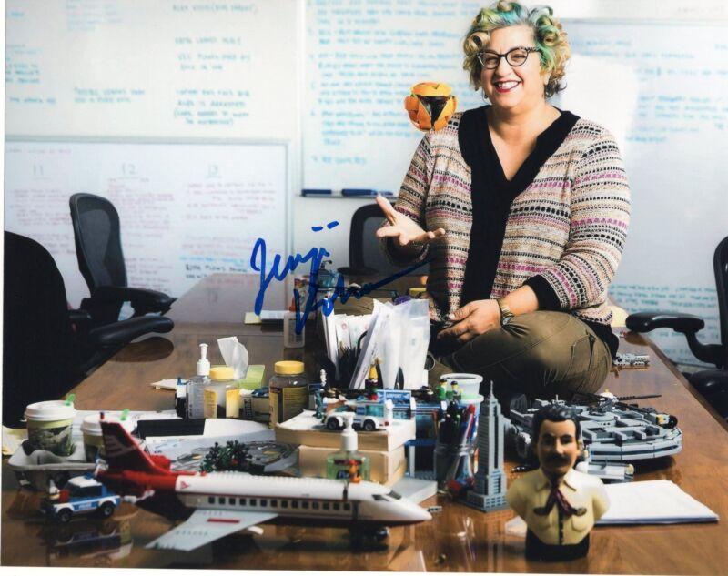 Jenji Kohan Orange is The New Black Writer Signed 8x10 Photo w/COA #1