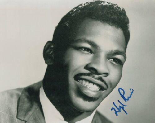 Lloyd Price - 1933-2021 (R&B singer) Signed photo