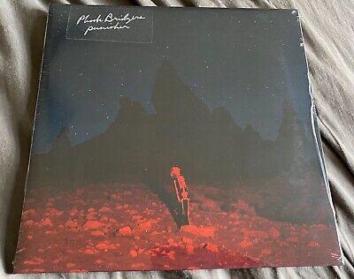 Phoebe Bridgers Punisher vinyl LP record small seam split