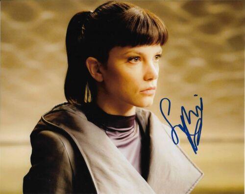 Sylvia Hoeks Blade Runner Autographed Signed 8x10 Photo COA O6M