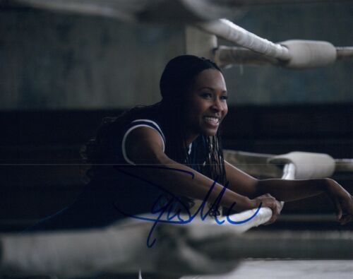 Sydelle Noel Signed Autographed 8x10 Photo GLOW & BLACK PANTHER Actress COA