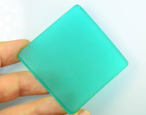 79.4-79.9gr Garnet Paraiba Color (YAG) Lab Created Faceting Rough Stone