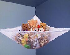 JUMBO Toy Hammock Net - Organize Stuffed Animals And Kids Bath Toys