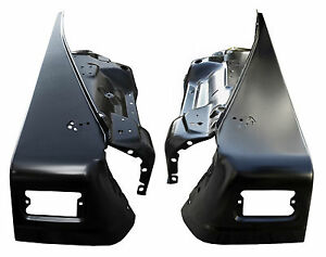 NEW Set of TWO Front Fenders Primered 97-02 Wrangler TJ  5003950AJ, 5003951AJ