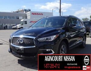 2017 Infiniti QX60 AWD|BACKUP CAMERA|LEATHER|HEATED STEERING...