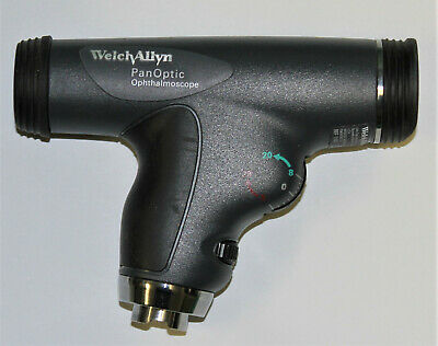 Welch Allyn Led 3.5v Panoptic Ophthalmoscope 11820