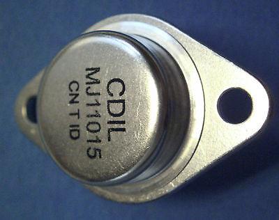 MJ11015  Transistor PNP  TO-3  120V  30A  200W  CDIL