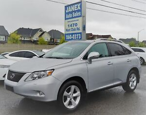 2010 Lexus RX 350 ACCIDENT FREE | ONE OWNER|