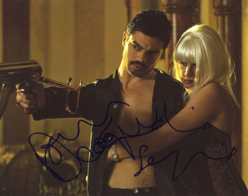 """Dominic Cooper & Ludivine Sagner """"Devil's Double"""" AUTOGRAPHS Signed 8x10 Photo"""