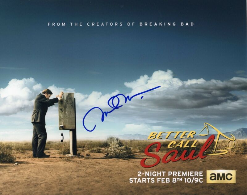 Michael McKean Better Call Saul Chuck McGill Signed 8x10 Photo w/COA
