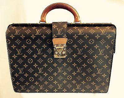 Original Louis Vuitton Briefcase - wunderschöne Louis Vuitton Aktentasche segunda mano  Embacar hacia Spain