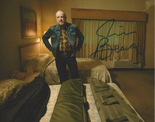 JIM BEAVER SIGNED 'BREAKING BAD' LAWSON 8x10 PHOTO w/COA TV SHOW ACTOR