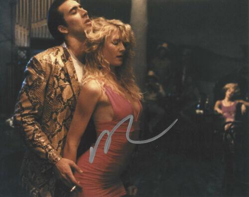 NICOLAS CAGE HAND SIGNED 'LEAVING LAS VEGAS' 8x10 PHOTO w/COA NIC ACTOR PROOF