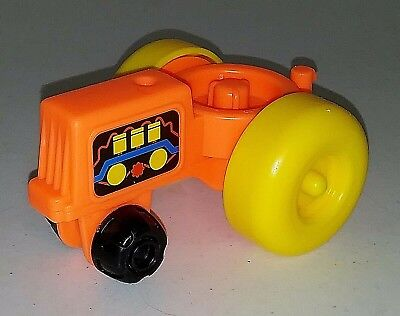 Retro Fisher Price Chunky Little People Play 'n Go Farm 50th Anniversary (Fisher Price Little People Play N Go Farm)