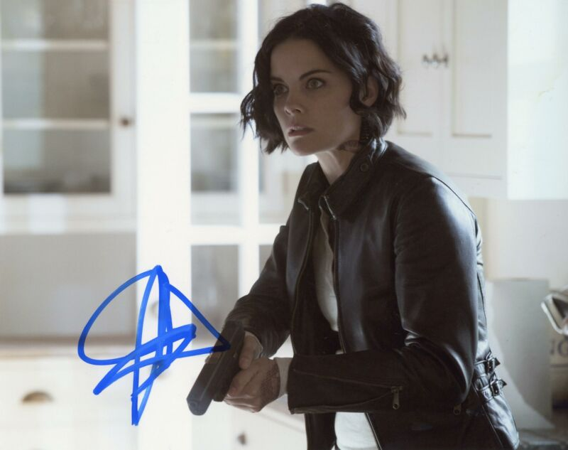 "Jaimie Alexander ""Blindspot"" AUTOGRAPH Signed 8x10 Photo B"