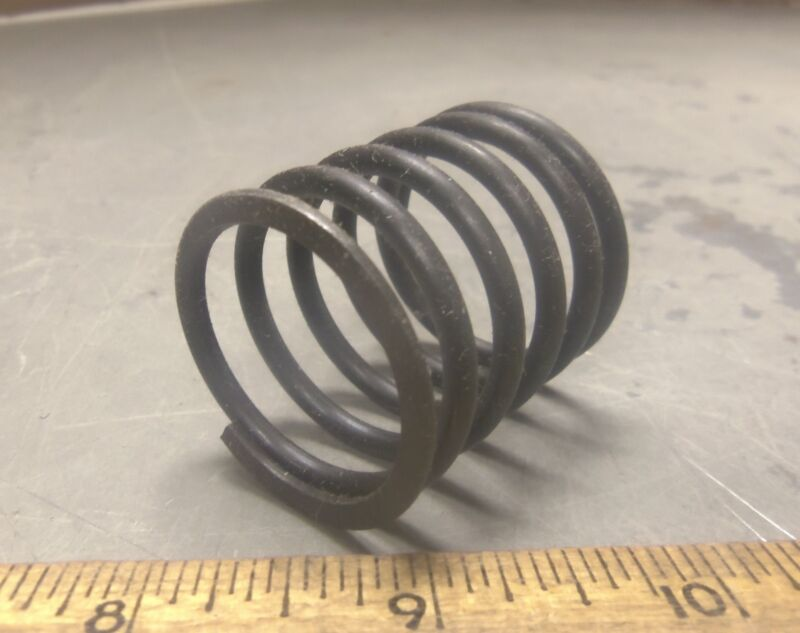 HF Group Inc. – Helical Compression Clutch Spring - P/N: 1017711-1 (NOS)