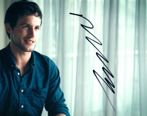 Rob Heaps Signed Autographed 8x10 Photo Handsome Actor IMPOSTERS COA