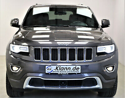 Jeep Grand Cherokee 3.0 CRD 250 PS Overland EURO6