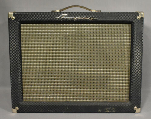 Ampeg Superjet Empty Guitar Speaker Cabinet