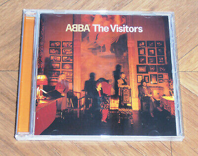 ABBA - Visitors (2001) Great condition CD Album